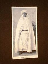 Il Sultano del Marocco nel 1905