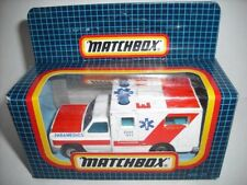 Contemporary Diecast Ambulances Limited Edition
