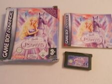 BARBIE AND THE MAGIC OF PEGASUS GAMEBOY  / ADVANCE / SP GBA GAME