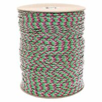 PARACORD PLANET 550 Type III Parachute Cord - 7 Strand 4mm Outdoor Rope