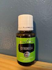 Young Living Citronella 15ml Essential Oil Brand New