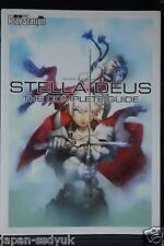 Stella Deus The Gate of Eternity:Complete Guide Atlus