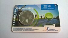 Nederland 2014 Coincard 5 Euro Het Molen Vijfje BU / Stempelglanz