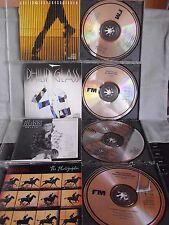 Philip Glass- 4 CDs WIE NEU- 3x No Barcode- Japan- lesen