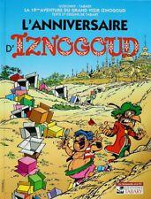 BD prix réduit Iznogoud L'anniversaire d'Iznogoud - Les aventures du grand vizir