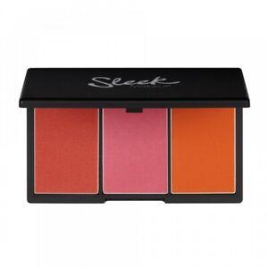 Sleek Makeup Make Up Blush By 3 Ultimate Blush Palette - Pumpkin
