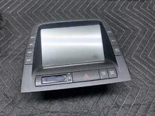 Toyota Prius Oem Hybrid Navigation Info Display Screen Monitor 2004-2009