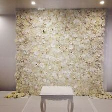 Classy Artificial Flower Wall in 3mx3m or 6mx3m FOR EVENT DECOR HIRE ONLY!