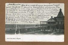 Norfolk,VA Virginia Ocean View Hotel used 1904