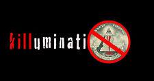 Killuminati - NWO Illuminati Conspiracy Theory/Truth Documentary on plain DVD-R