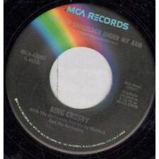 "Bing Crosby Easy Listening 7"" Singles"