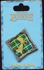 DSF Pixar's Brave Princess Merida Stained Glass LE 300 Disney Pin 90464