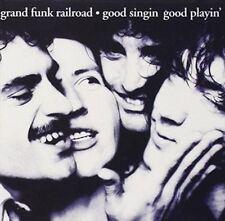 GRAND FUNK RAILROAD GOOD SINGIN' GOOD PLAYIN' 1 Extra Track REMASTERED CD NEW