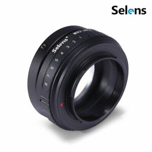 Selens Tilt-shift Converter Adapter M42 Screw Lens to Sony NEX E-Mount Camera