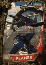 """Mattel Disney Pixar Planes """"Skipper"""" Die-cast Toy 2012 NIP"""