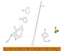 BMW OEM 09-16 Z4 Radio Antenna-Satellite Ant Bracket 65209156747