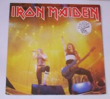 """IRON MAIDEN Running free 12"""" vinyl single 1985 12 EMI 5532"""