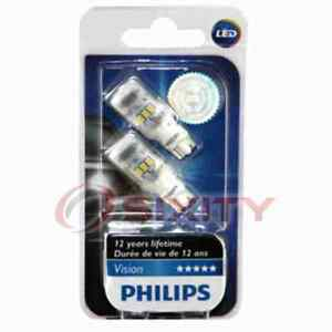 Philips Map Light Bulb for Ford Aerostar Bronco Country Squire Escort EXP rq