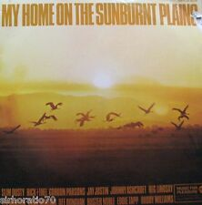 MY HOME ON THE SUNBURNT PLAINS Various LP