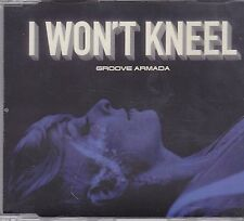 Groove Armada-I Wont Kneel Promo cd single