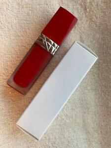 DIOR Rouge Ultra Care Liquid Lip 999 Bloom Tester Version Full Size White Box