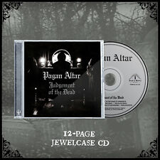 PAGAN ALTAR – Judgement of the Dead (NEW*NWOBHM/EPIC DOOM*REMASTERED)