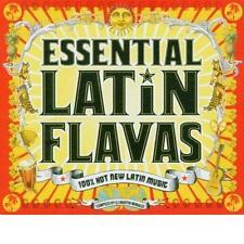 Essential Latin Flavas  / Calexico Gotan Project Sergent Garcia Trüby Trio  Neu