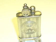 NETOP Vintage Pocket petrol lighter (SAACKE schmidt & co.) -1930 - U.S.A. - RARE