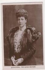 Alexandra, The Queen Mother, Davidson RP Postcard #2, B385