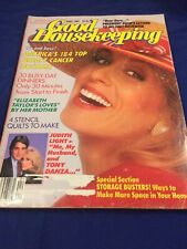 1989 APRIL GOOD HOUSEKEEPING MAGAZINE JUDITH LIGHT COVER