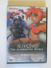 El Hazard The Alternative World - The Spring of Life Anime DVD