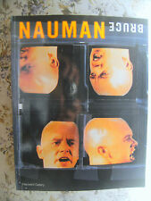 BRUCE NAUMAN - HAYWARD GALLERY 1998-   EDITED BY CHRISTINE VAN ASSCHE