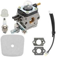 Carburetor for Echo 12520013123 Zama C1U-K54A Mantis Tiller 7222 Carb Fuel Line