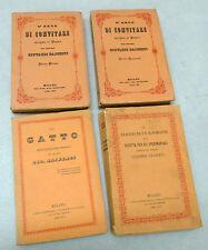 Rajberti,L'ARTE DI CONVITARE/SUL GATTO/RICETTA PER GLI IPOCONDRIACI,'37 Bertieri