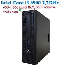 HP ProDesk 600 G2 SFF Core i5 6500 16GB RAM,128GB|256GB|512GB |1TB SSD Computer