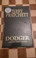 Terry Pratchett Dodger Slipcased LIMITED FIRST EDITION STAMPED & NUMBERED SEALED