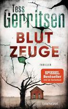 Blutzeuge / Jane Rizzoli Bd.12|Tess Gerritsen|Broschiertes Buch|Deutsch