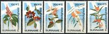 Surinam 1974 SG#765-9 Easter, Charity Flowers MNH Set #D86550