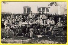 cpa CARTE PHOTO Soldats du 152e Régiment Militaires Uniformes