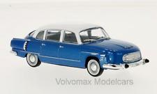 wonderful modelcar TATRA 603 1970 - bluemetallic/white - scale 1/43 - lim.ed.