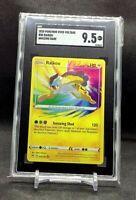 Raikou Amazing Rare Pokemon Vivid Voltage 050/185 Graded SGC 9.5 Mint + PSA/BGS