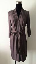 Carole Hochman Sweet Truffle Robe Size M