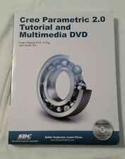 Creo Parametric 2.0 Tutorial and DVD