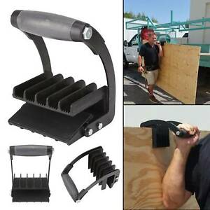 Black Hand Easy Gripper Panel Carrier Handy Grip Board Lifter Plywood Wood Panel