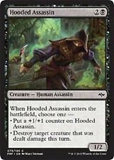 MTG Fate Reforged 4x 4 x Hooded Assassin x4 MINT PACK FRESH UNPLAYED