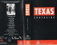 TEXAS - SOUTHSIDE - VHS - PAL -NEW and SEALED -Never played -Original Oz release