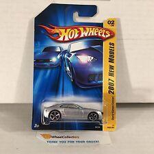 Chevy Camaro Concept #2 * SILVER * 2007 Hot Wheels * e24