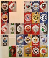 Panini FIFA 365 (2017) Logos_1 Karte aussuchen (Liste)