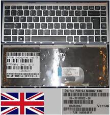 Tastiera Qwerty REGNO UNITO SONY VGN-FW FW17 FW19 84362867 148084811