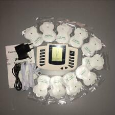 Massager Machine Acupuncture Digital EMS Tens Therapy Electric 20 Electrode Pads